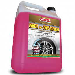 WHEEL AND TYRE CLEANER 4500...